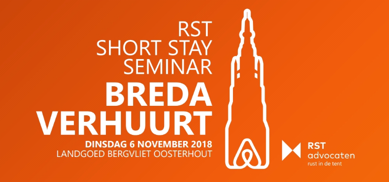 RST Short Stay Seminar op dinsdag 6 november 2018
